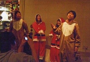 <お楽しみ>クリスマス・ライブ 2009年