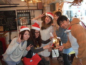 <お楽しみ>クリスマス❤合コン❤ライブ 2011年