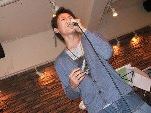 <お楽しみ>大人ライブ 2012年