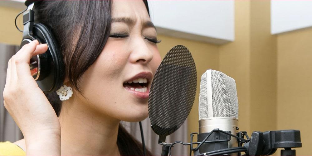 ボーカル教室 無料体験レッスン 歌う ビフォー
