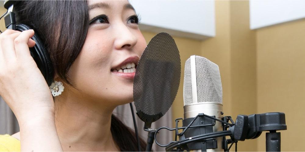 ボーカル教室 無料体験レッスン 歌う アフター